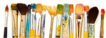 Art-Paintbrushes